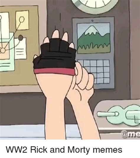 Rick And Morty Meme - search rick morty memes on me me