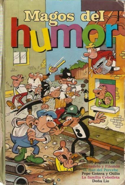 libro magos del humor 185 magos del humor 1971 bruguera 11 ficha de n 250 mero en tebeosfera