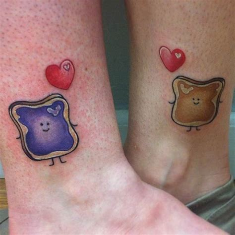 peanut butter and jelly tattoo 66 amazing tattoos stayglam