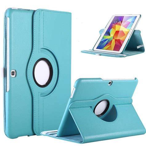 Samsung Galaxy Tab 1 Baru samsung galaxy tab 4 10 1 t530 tablet draaibare cover hoes licht blauw phonecompleet nl