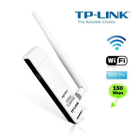 Tp Link Tl Wn722n Tplink 150mbps High Gain Wifi Wireless Usb Adapt Tp Link Tl Wn722n 150mbps Wifi High Gain Wireless Usb
