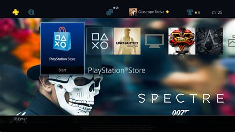 themes ps4 store sony releases two free ps4 themes on the playstation store