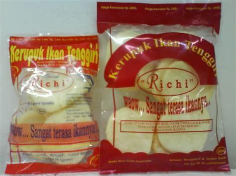 Kerupuk Ikan Cap Ikan Tengiri kerupuk ikan tenggiri products indonesia kerupuk ikan tenggiri supplier