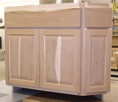 angled kitchen cabinets hickory cabinets