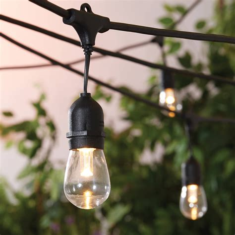 better homes and gardens solar lights solar cage lantern string lights from 12 99 in solar