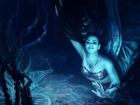mermaid l real mermaid photography with photoshop graphics effects hd pictures