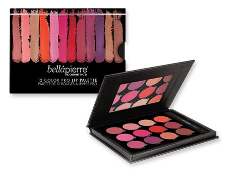 Get A Fashionable Lip Palette For Fall 2 by Bell 225 Contour Highlight Palette Unineed