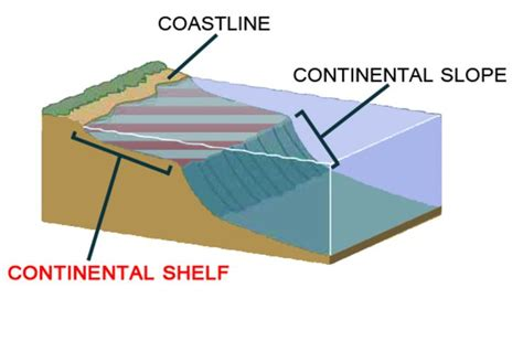 Define The Shelf by What Is The Commission On The Limits Of The Continental Shelf Science Oceanomonaco