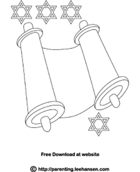 free jewish symbols coloring pages jewish free colouring pages