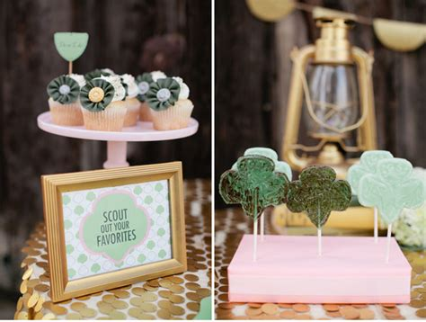 Paket Bridal Shower Sash Selempang To Be Mini Crown a scout inspired bridal shower green wedding shoes