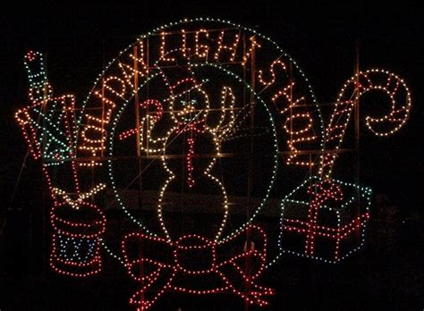 Shady Brook Farm Light Show by Thing 187 The Light Show At Shady Brook