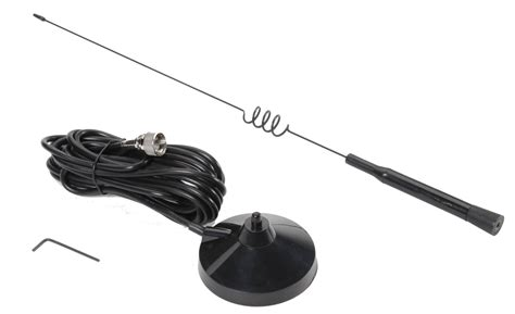 jeep radio antenna cobra hg a 1000 21 quot cb radio antenna with magnetic mount