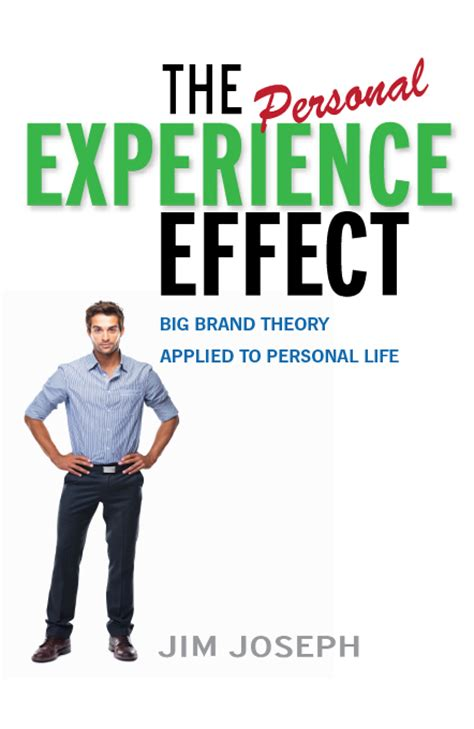 personal experience of when i the personal experience effect shows readers how to define