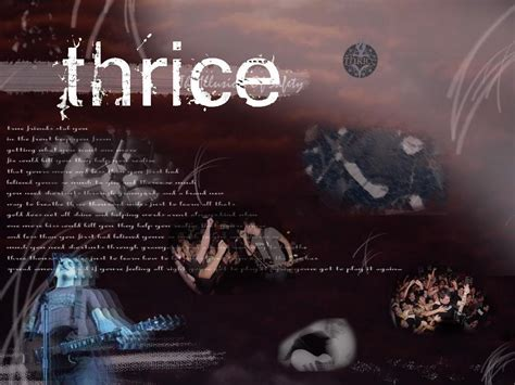 thrice wallpaper thrice bandswallpapers free wallpapers music