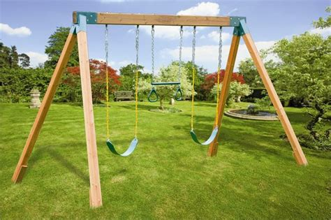 how to build a wood swing set pdf diy do it yourself wooden swing set plans download how