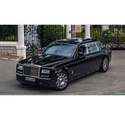 2013 Rolls Royce Phantom Extended Wheelbase  Front HD