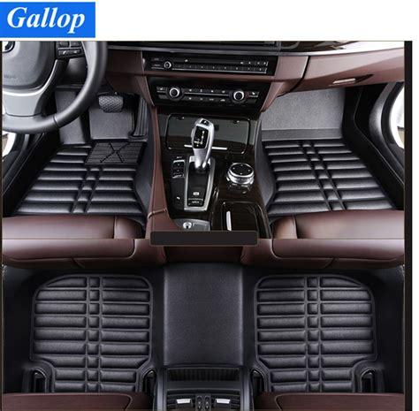 Waterproof Jeep Interior Mat Special Customed Waterproof Cover Floor Mat