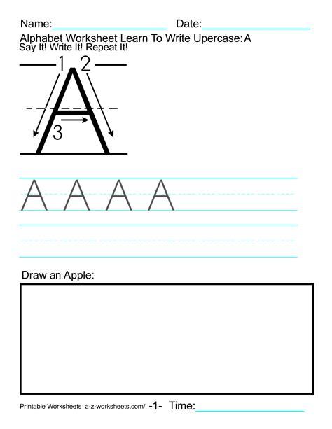printable alphabet a z 14 best images of a to z alphabet worksheets greek