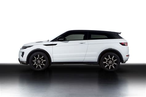 land rover evoque black geneva motor show range rover evoque with black design pack