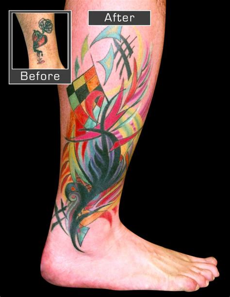 ankle cover up designs ideas for ankle cover up tattoos dan