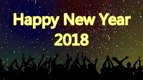new year 2018 color happy new year 2018 countdown
