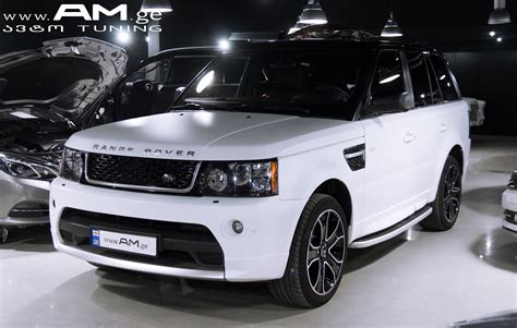 Auto Ge by Range Rover Autobiography Car Wrapping Auto Am Ge