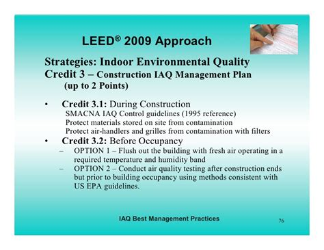 leed thermal comfort whats new leed 2009 lorman ppt
