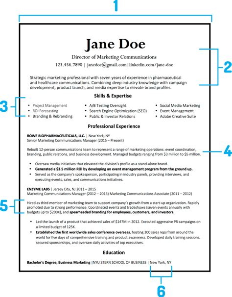 what do you put on a resume techtrontechnologies com