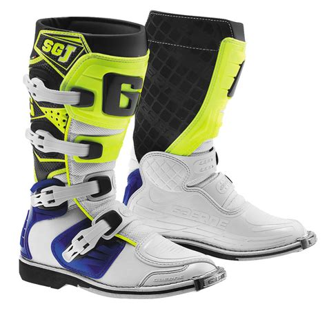 youth motocross boots 170 93 gaerne youth boys sg j mx off road motocross 1037168