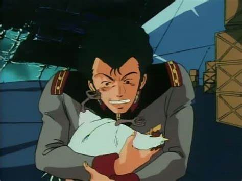 Bright Slap Meme - the eternal captain bright noa in mobile suit gundam