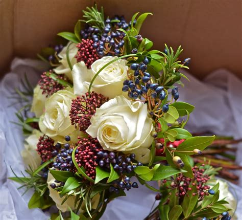 Flower Flowers Wedding by Wedding Flowers S Winter Wedding Flowers