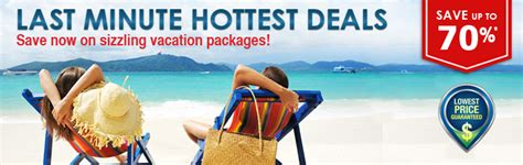 Last Minute Cabin Deals by Cheap Last Minute Vacations All Inclusive Vacation Packages
