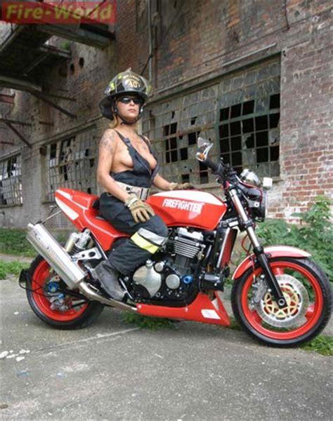 Motorrad Auspuff Pulverbeschichten by Firefighter Motorrad Auf Kawasaki Zrx 1100 Eigenbau
