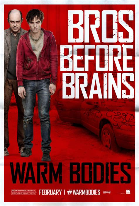 film romance zombie warm bodies characters posters warm bodies movie photo