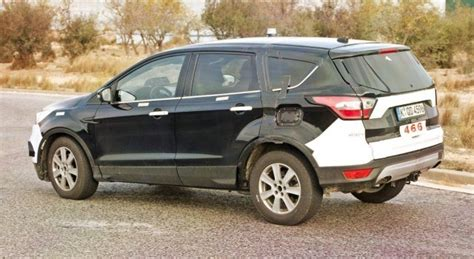 Ford Kuga 2020 Dimensions by 2020 Ford Kuga Might Uncover A Or Two Ford Tips