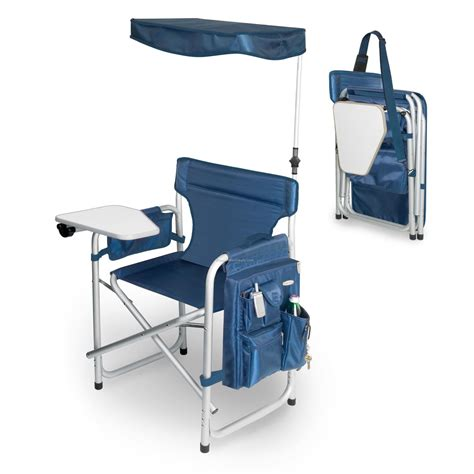 sports folding chair deluxe with fold away table wholesale
