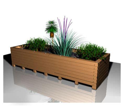 Grande Jardiniere Pour Terrasse