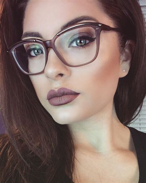 makeup tutorial for glasses stephbusta1 on instagram make up pinterest instagram