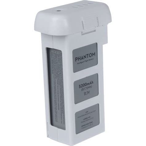 Battery Dji Phantom 2 Vision dji phantom 2 quadcopter battery cp pt 000090 b h photo