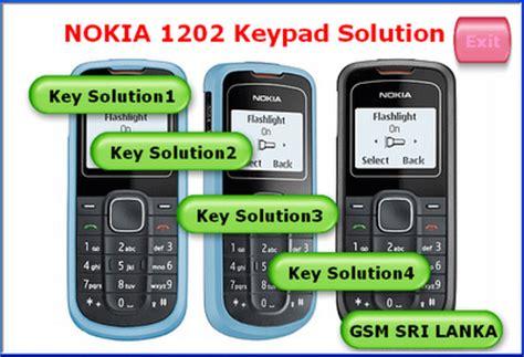 download theme for nokia keypad gsm sri lanka nokia 1202 keypad solution