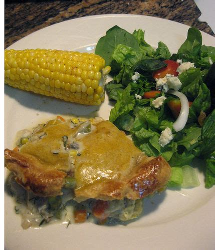 fish pot pie savory white fish pot pie