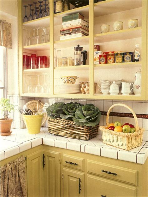 Kitchen Cabinets Open Open Kitchen Shelves Cabinets Truffles Magazine