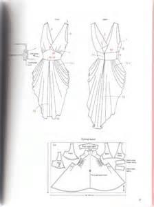 draped dress pattern pics for gt draped dress sewing pattern