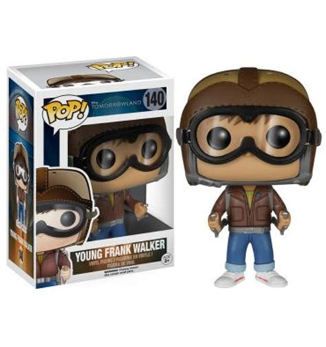 funko pop disney 140 tomorrowland frank walker