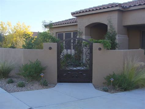 Landscape Design Las Cruces Nm Gates And Fencing Las Cruces Nm Photo Gallery