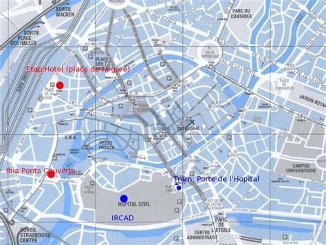 Strasbourg Plan by Stic Asia Moving Around In Strasbourg
