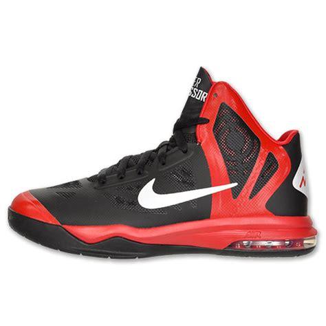 hyper basketball shoes nike hyper aggressor black white