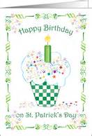 birthday on st s day cards from greeting card universe