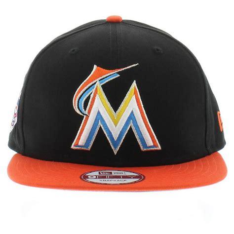 miami marlins colors miami marlins team colors the baycik snapback mlb new era cap
