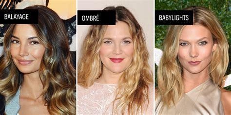 summer hilite trends for bruneetes 2015 27 best hair highlights for 2017 hair highlight ideas